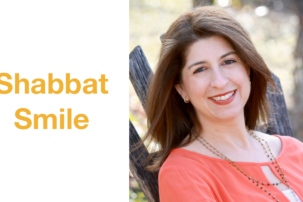 Teachable Moments for Classrooms during JDAIM and Beyond: Shabbat Smile by Meredith Polsky