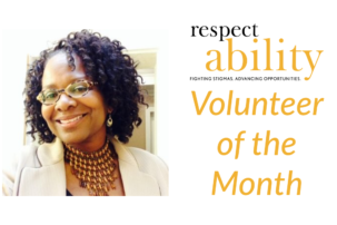 Volunteer of the Month: Valora Blackson