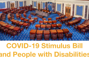 Senate Passes Stimulus Package, but Will it Help People with Disabilities?