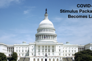 Stimulus Package Becomes Law – Here's What It Means for People with Disabilities