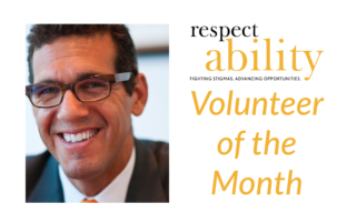 Volunteer of the Month: Richard Phillips