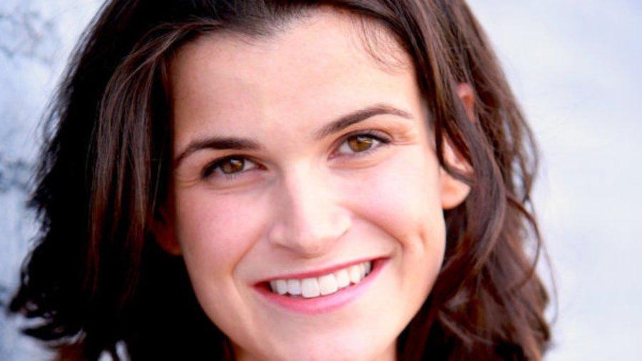 Leah Romond smiling headshot