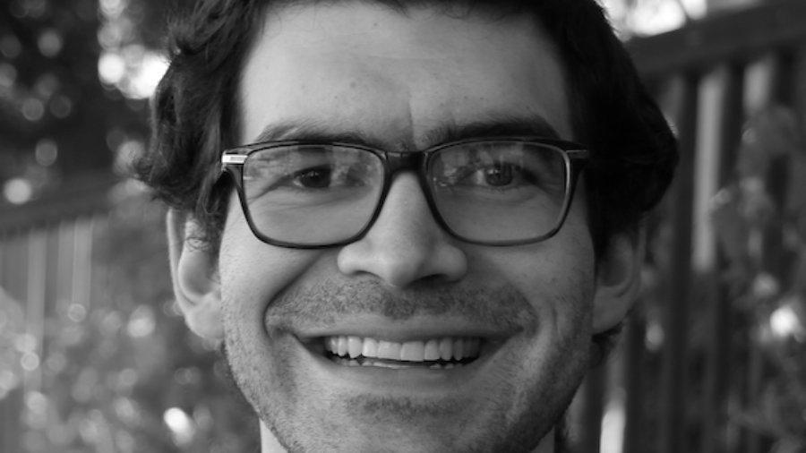 Alexander Howard smiling headshot