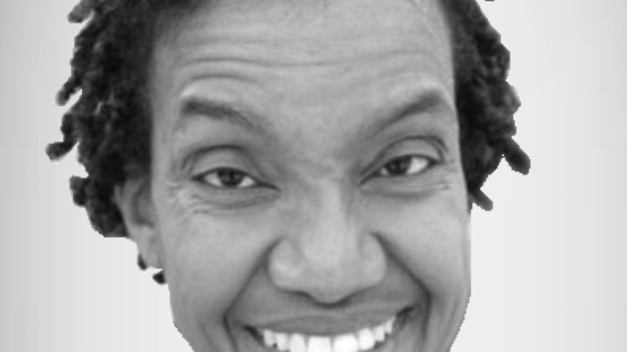 Diana Elizabeth Jordan smiling headshot