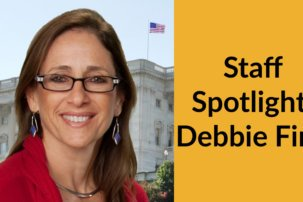 Debbie Fink Makes Powerful Moments
