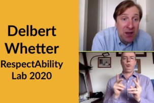 "Delbert Whetter: ""Get Comfortable with Being Uncomfortable"""