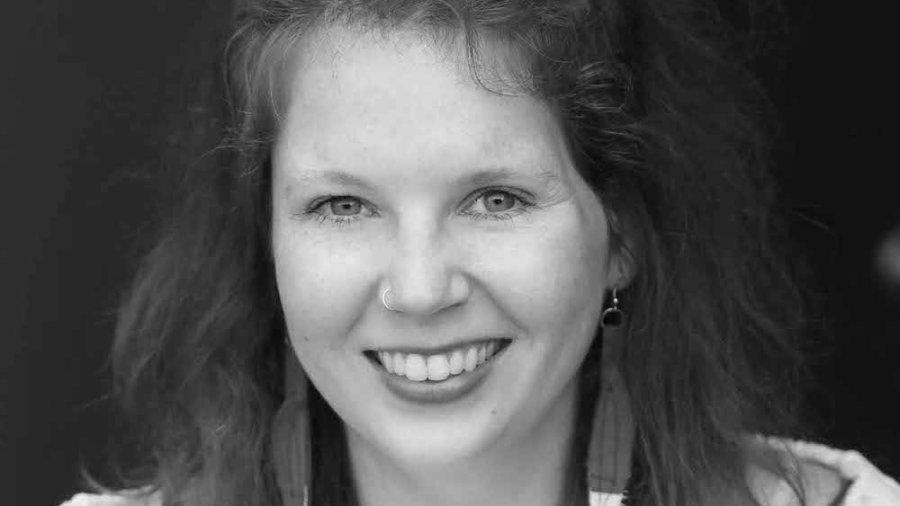Sasha Ross Becker smiling headshot
