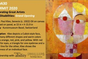 The Phillips Collection Partners with RespectAbility on #ADA30 Summit