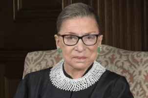 "Remembering Justice Ruth Bader Ginsburg, z""l, a Champion of Justice for All"