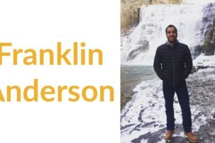 Franklin Anderson Brings A Passion for Equity and Better Future