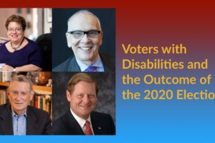 Voters with Disabilities and the Outcome of the 2020 Election: New Data and New Surprises