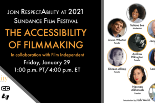 The Accessibility of Filmmaking