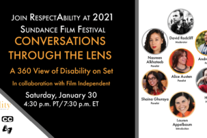 Conversations Through the Lens: A 360 View of Disability on Set
