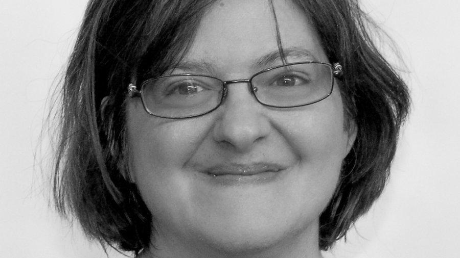 Erika Abbott smiling headshot