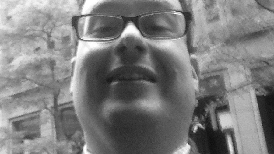 Zoltan Boka smiling headshot