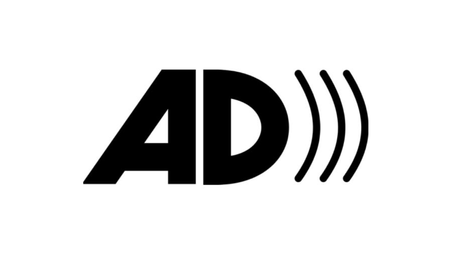 Icon for audio description