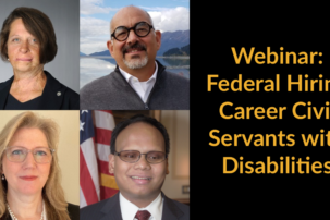 Federal Hiring: Career Civil Servants with Disabilities