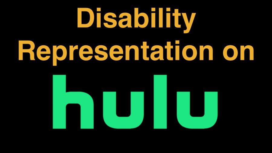 Disability Representation on Hulu