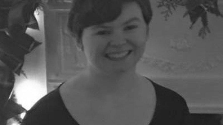 Courtney Hyde smiling headshot