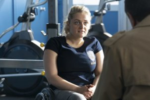 Ali Stroker Gives Life to a Nuanced Story of the Disability Experience in CBS' Blue Bloods