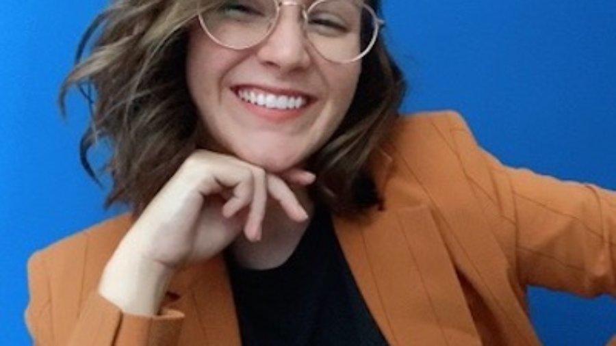 Kiah Amara smiling headshot