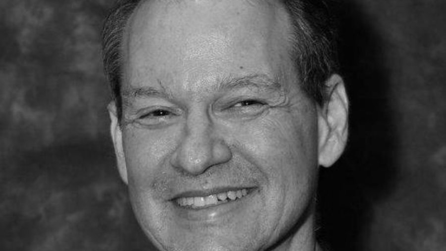 Michael Segal smiling headshot