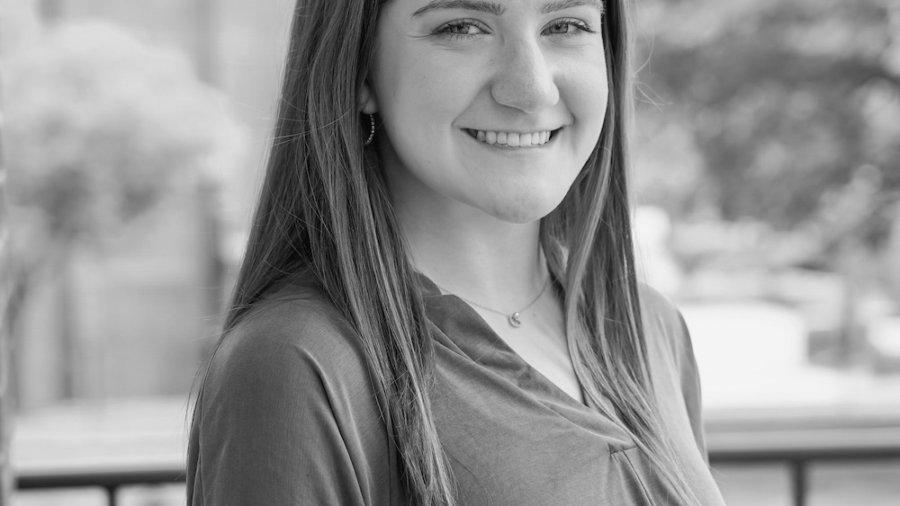 Samantha Haas smiling headshot