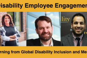 The State of Disability Employee Engagement: Learning from Global Disability Inclusion and Mercer