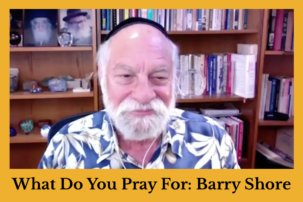 "Ambassador of JOY Barry Shore Featured in Series on Jews With Disabilities, ""What Do You Pray For?"""
