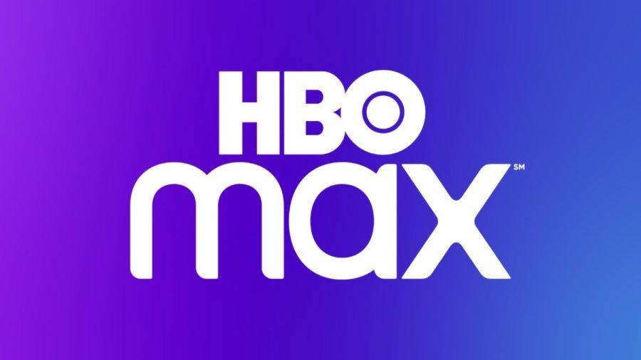 HBO max logo