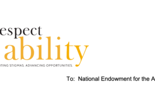 Disability Nonprofit Urges Government to Focus on More Disability Inclusion, Accessibility in the Arts