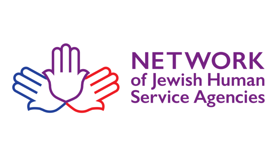 The Network of Jewish Human Service Agencies logo