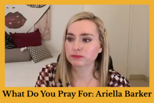 "Attorney Ariella Barker Featured in Series on Jews With Disabilities, ""What Do You Pray For?"""