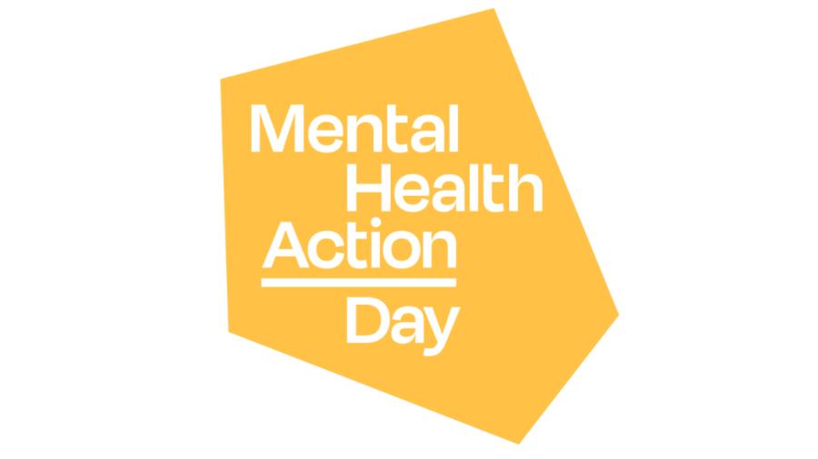 Mental Health Action Day logo