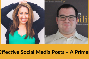 """""""Leaders of the Future"""" – Effective Social Media Posts: A Primer"""