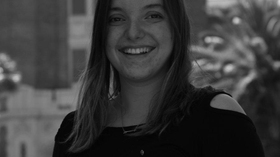 Gabriella Marquez smiling headshot