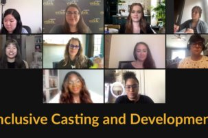 Alumni of RespectAbility's Summer Lab for Entertainment Professionals Welcome Incoming 2021 Cohort With Advice and Conversation Around Inclusive Casting and Development