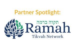 Partner Spotlight: Ramah Tikvah
