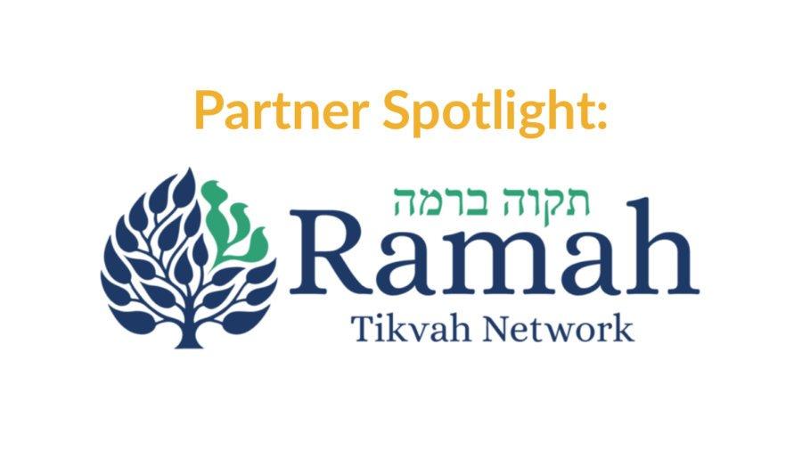 Partner Spotlight: Ramah Tikvah Network