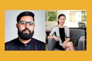 Diversity, Inclusion and Development with Hillman Grad Productions' Rishi Rajani and Naomi Funabashi