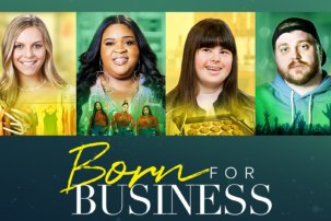 Example of Best Practice: Born For Business on Peacock