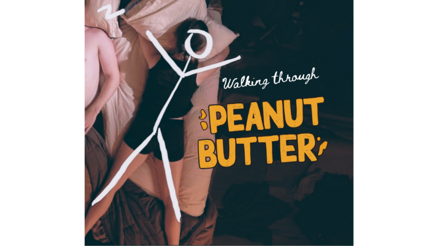 Poster for Walking Through Peanut Butter