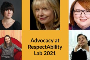 RespectAbility's Lab for Entertainment Professionals with Disabilities Wraps Up Its Final Week in Conversation on Advocacy